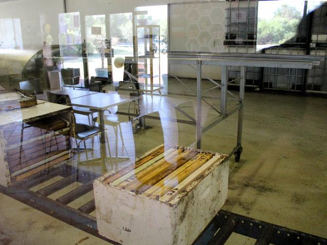 west coast honey extraction